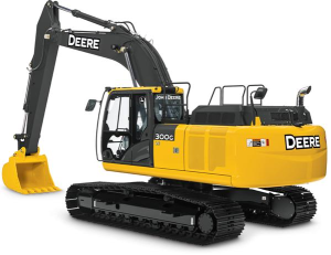 John Deere 300GLC Excavator Service Repair Technical Manual (TM13264X19) | Documents and Forms | Manuals