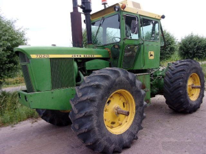John Deere 4WD Articulated Tractors Technical Service Manual (tm1031) | Documents and Forms | Manuals