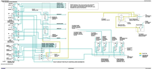 Fourth Additional product image for - John Deere 270LC Excavator Diagnostic, Operation and Test Service Manual (tm1667)