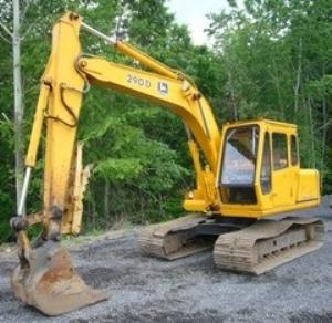 John Deere 290D Excavator Service Repair Technical Manual (tm1443)   Documents and Forms   Manuals
