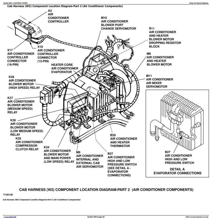 Second Additional product image for - John Deere 450LC Excavator Diagnostic, Operation and Test Manual (tm1671)