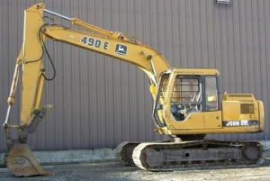 John Deere 490E Excavator Service Repair Technical Manual (tm1505) | Documents and Forms | Manuals