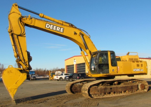 John Deere 450CLC Excavator Service Repair Technical Manual (TM1925) | Documents and Forms | Manuals
