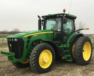 John Deere 8225R, 8245R, 8270R, 8295R, 8320R, 8345R Tractors Diagnosis and Test Service Manual (TM104219) | Documents and Forms | Manuals