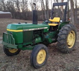 John Deere  2040 Utility Tractors (SN. 010001-349999) Technical Service Manual (tm4300) | Documents and Forms | Manuals