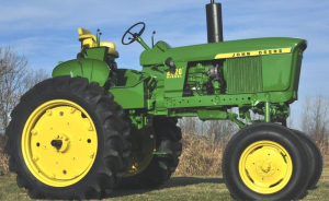 John Deere 2520 Row Crop and Hi-Crop Tractors Technical Service Manual (tm1004) | Documents and Forms | Manuals