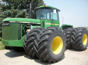 John Deere 8850 4WD Articulated Tractors Technical Manual (tm1254) | Documents and Forms | Manuals