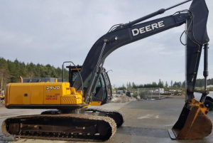 John Deere 240DLC and 270DLC Excavator Service Repair Manual Technical (TM2323) | Documents and Forms | Manuals
