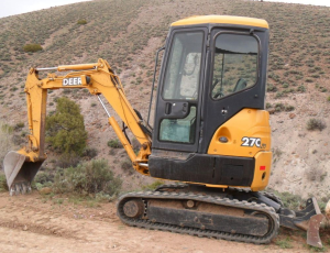 John Deere 27Czts and 35Czts Compact Excavator Service Repair Technical Manual (TM2053) | Documents and Forms | Manuals