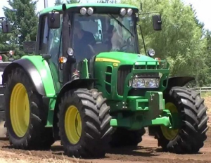 john deere tractors 6230, 6330, 6430, 6530, 6630,7130, 7230 (usa) diagnostic service manual (tm400719)
