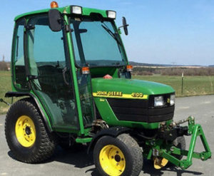 John Deere 4200, 4300, 4400 Compact Utility Tractors Technical Service Manual (tm1677) | Documents and Forms | Manuals