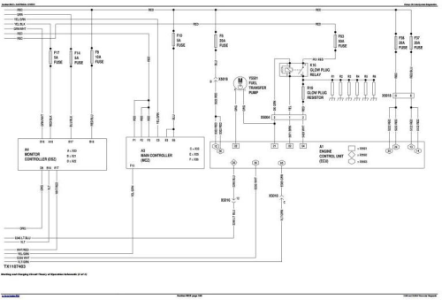 Third Additional product image for - John Deere 210G, 210GLC (PIN: 1FF210GX__F521988-) Excavator Diagnostic and Test Manual (TM13347X19)