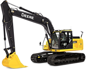john deere 180glc (pin:1ff180gx__e020001-) it4/s3b excavator operation, test service manual (tm12336)