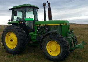 john deere 4055, 4255, 4455 tractors service repair technical manual (tm1458)