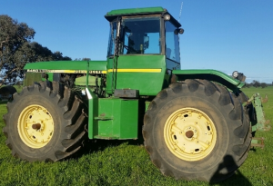 John Deere 8450, 8650, 8850 4WD Articulated Tractors Technical Service Manual (tm1256) | Documents and Forms | Manuals