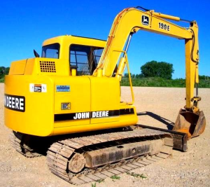 John Deere 190E Excavator Diagnostic, Operation and Test Manual (tm1539) | Documents and Forms | Manuals