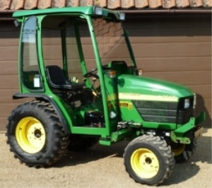 John Deere 4110 and 4115 Compact Utility Tractors All Inclusive Technical Service Manual (tm1984) | Documents and Forms | Manuals