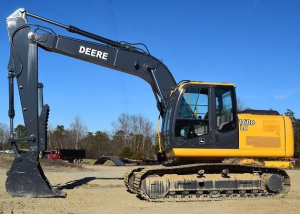 John Deere 160DLC Excavator Diagnostic, Operation and Test Manual (TM10088) | Documents and Forms | Manuals