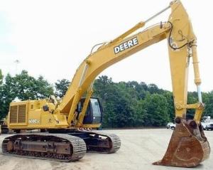 John Deere 600CLC and 800C Excavators Service Repair Technical Manual (TM1923) | Documents and Forms | Manuals