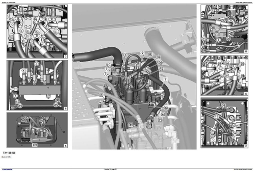 Fourth Additional product image for - John Deere E210, E210LC and E230LC (T2/S2) Excavator Service Repair Technical Manual (TM12735)