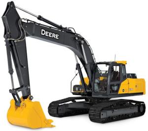 john deere e240, e240lc and e260lc (t3/s3a) excavator service repair technical manual (tm12738)