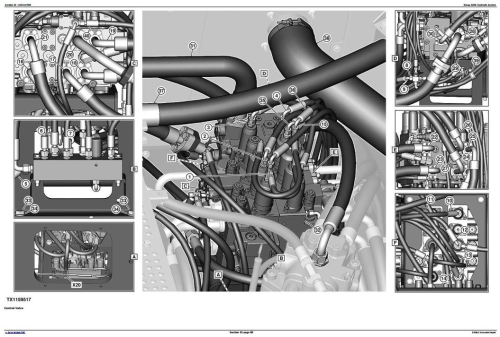 Third Additional product image for - John Deere E330LC Excavator Service Repair Technical Manual (TM13111X19)