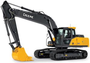 john deere e210, e210lc, e230lc excavator diagnostic, operation and test service manual (tm12729)