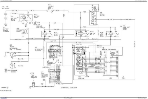 John Deere 790E LC Excavator Diagnostic, Operation and