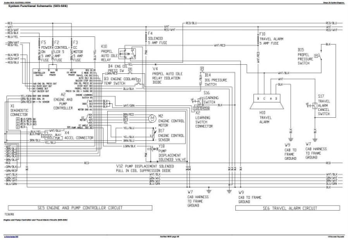 Second Additional product image for - John Deere 80 Midi Excavator Diagnostic, Operation and Test Service Manual (tm1655)