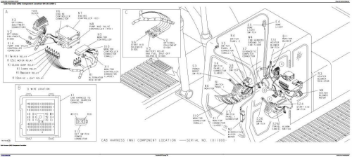 Fourth Additional product image for - John Deere 892ELC Excavator Diagnostic, Operation and Test Service Manual (tm1541)