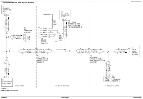 Fourth Additional product image for - XCG 210LC-8B Excavator Diagnostic, Operation and Test Service Manual (TM11583)