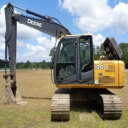 John Deere 120D Excavator Service Repair Manual (TM10737) | Documents and Forms | Manuals