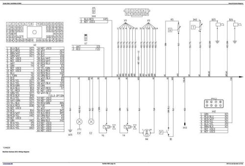 Fourth Additional product image for - John Deere 120C Excavator Operation and Test Service Manual (TM1934)