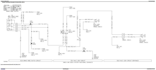 Second Additional product image for - John Deere 180CW and 210CW Wheeled Excavator Diagnostic, Operation and Test Manual (tm2286)