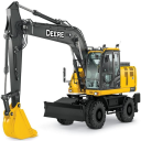 John Deere 190GW (PIN:1FF190GW__E051001-) Wheeled Excavator Diagnostic, Operation and Test (TM13247X19) | Documents and Forms | Manuals