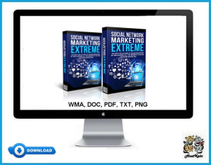 social network marketing extreme *  ebook & audio training