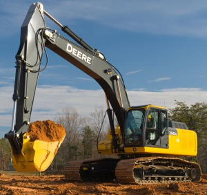 John Deere 290GLC Excavator Diagnostic, Operation and Test Service Manual (TM12172) | Documents and Forms | Manuals