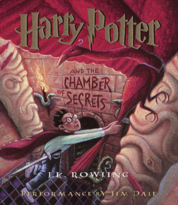 harry potter and the chamber of secrets by j. k. rowling (1999) (listening library) unabridged 320 kbps mp3 audio book