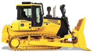 John Deere 1050J Crawler Dozer Service Repair Technical Manual (TM10114) | Documents and Forms | Manuals