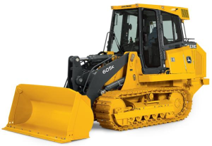 John Deere 605K Crawler Loader (PIN from 1T0605KX**E237629) Service Repair Technical Manual (TM12822) | Documents and Forms | Manuals