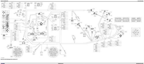 Second Additional product image for - John Deere 450J, 550J, 650J Crawler Dozer (S.N.before 141666) Diagnostic&Test Service Manual (TM2257)
