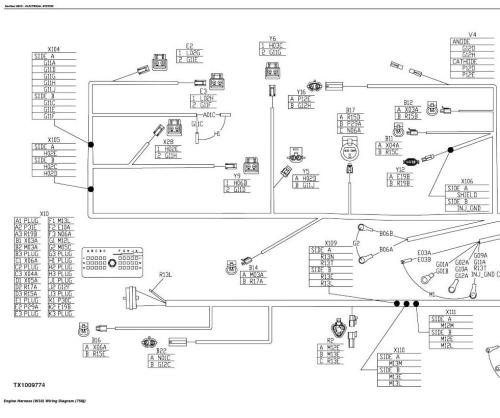 Fourth Additional product image for - John Deere 750J (S.N. -141343) , 850J (S.N.-130885) Crawler Dozer Service Repair Manual (TM2261)