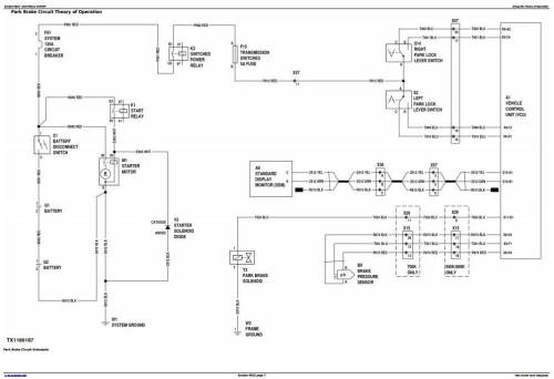Third Additional product image for - John Deere 700K Crawler Dozer (PIN:1T0700KX__F275598-) Diagnostic & Test Service Manual (TM13358X19)