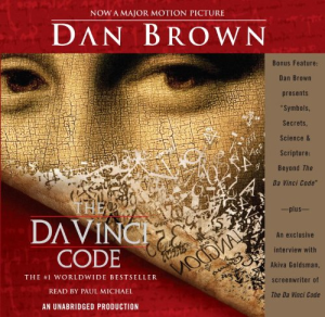 the da vinci code by dan brown (2006) (random house audio) unabridged 320 kbps mp3 audio book