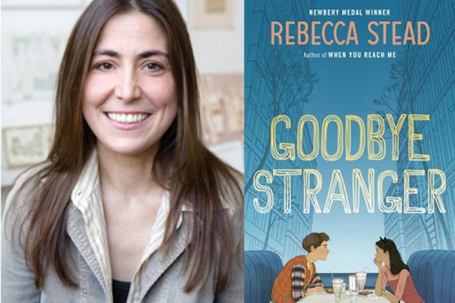First Additional product image for - GOODBYE STRANGER By Rebecca Stead (2015) (LISTENING LIBRARY) Unabridged 320 Kbps MP3 AUDIO BOOK