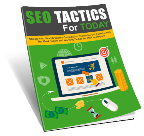 First Additional product image for - SEO Tactics For Today