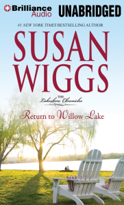 RETURN TO WILLOW LAKE By Susan Wiggs (2012) (BRILLIANCE AUDIO) Unabridged 320 Kbps MP3 AUDIO BOOK | Audio Books | Fiction and Literature
