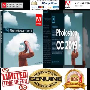 adobe photoshop cc 2019 (64bit) full genuine (pc download)
