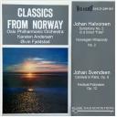 Music of Halvorsen & Svendsen - Oslo Philharmonic Orchestra | Music | Classical