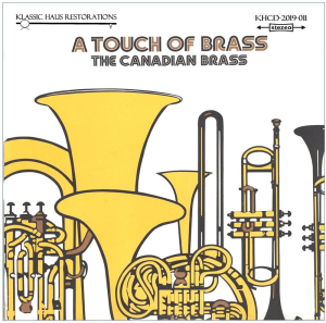 a touch of brass - the canadian brass